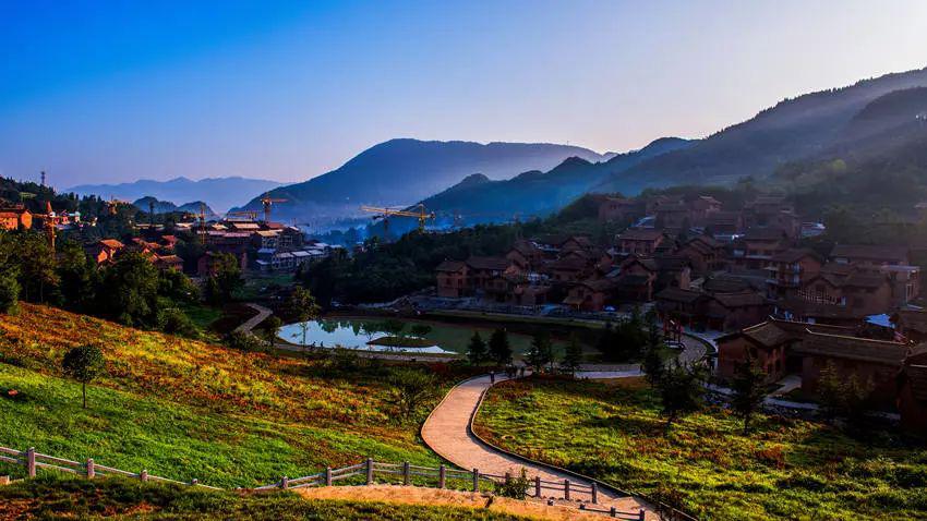 野玉海山地旅游度假区